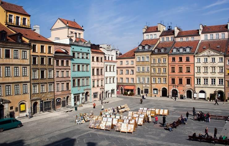 Vi kjører nytt Landsstyremøte i juni – denne gangen i Warszawa, Polen.