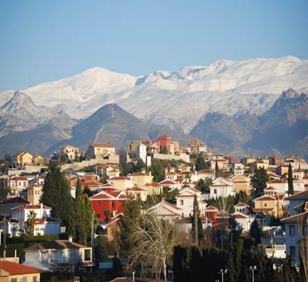 Inspirasjonstur til Sierra Nevada – Granada – Marbella