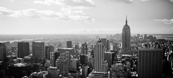 Nok et nytt oppdrag bekreftet til The Big Apple – New York, høsten 2015.
