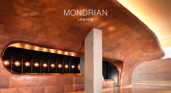 Elsker du London og har sansen for moderne design – la oss friste deg med  Mondrian London