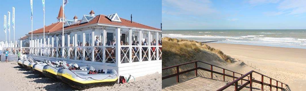 CIC kjører stor firma samling på 300 personer i Noordwijk am Zee.