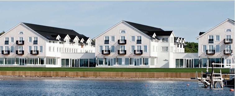 «The Hamptons» …. bare 1 time utenfor Oslo