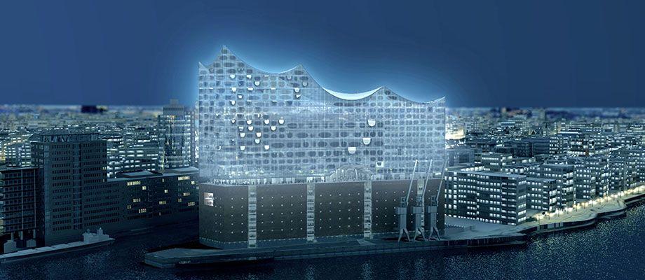 Hamburg – byen som sikter mot å bli innlemmet i «By i verdensklasse»…