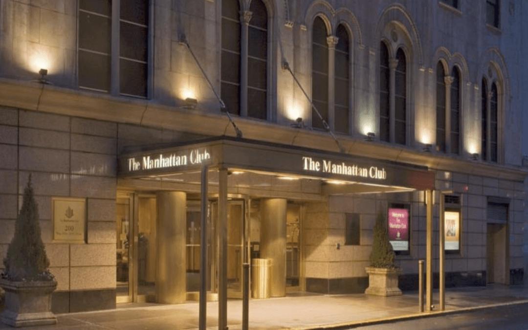 The Manhattan Club, New York`s best kept secret