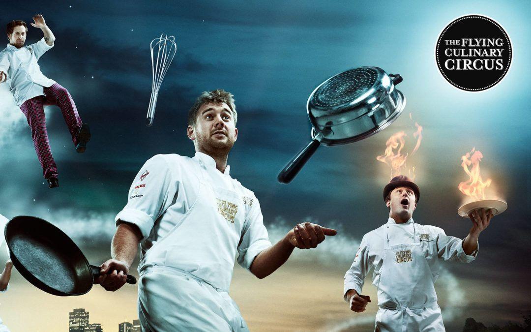 The Flying Culinary Circus – en bortgjemt «party» perle med spennende konsept